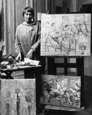 Atelier Wien, 1947